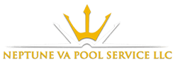 Neptune Pool Service Logo