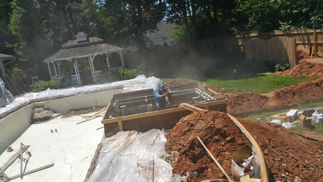 Pool Build – Neptune Pool Service