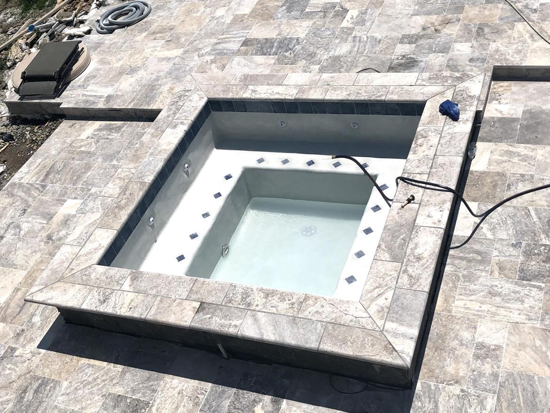 Pool Service - Masonry